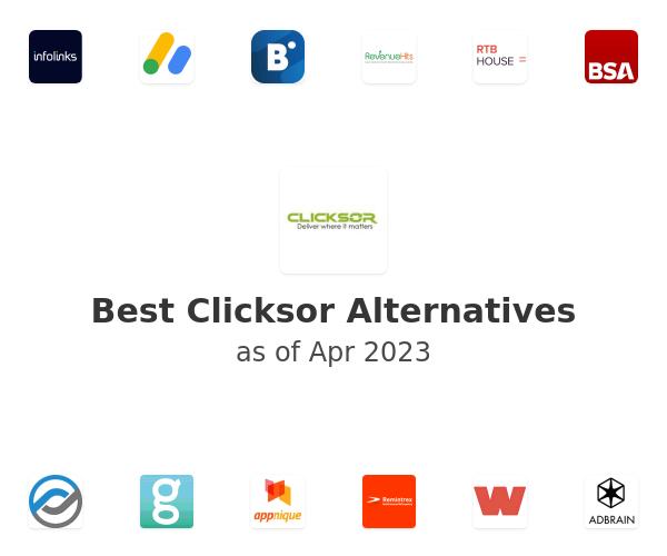 Best Clicksor Alternatives