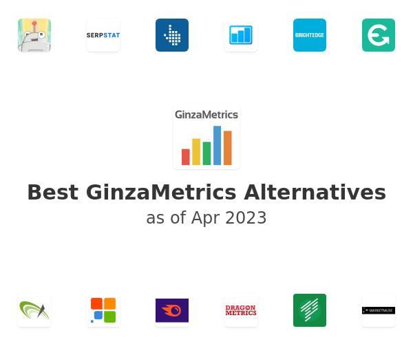 Best GinzaMetrics Alternatives