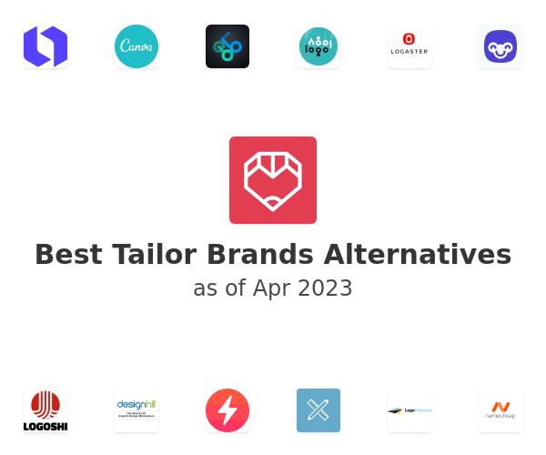 Best Tailor Brands Alternatives