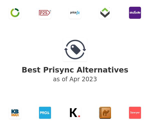 Best Prisync Alternatives