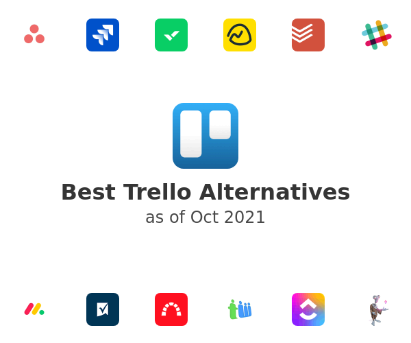 Best Trello Alternatives