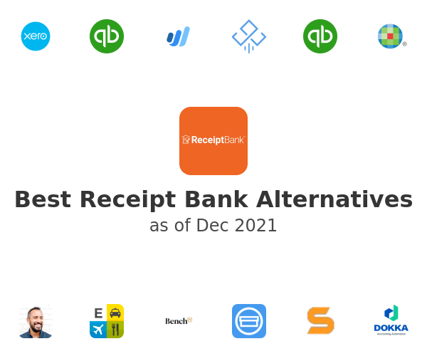 Best Receipt Bank Alternatives