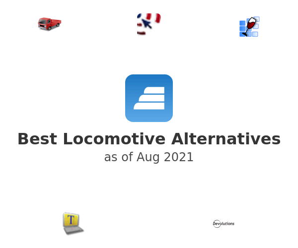 Best Locomotive Alternatives