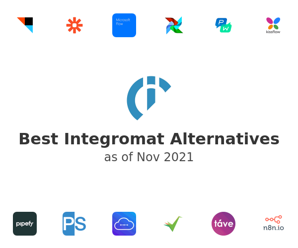 Best Integromat Alternatives