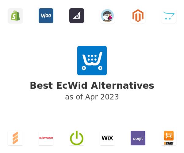 Best EcWid Alternatives