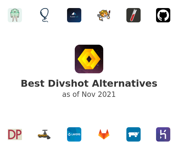 Best Divshot Alternatives