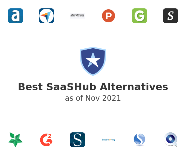 Best SaaSHub Alternatives