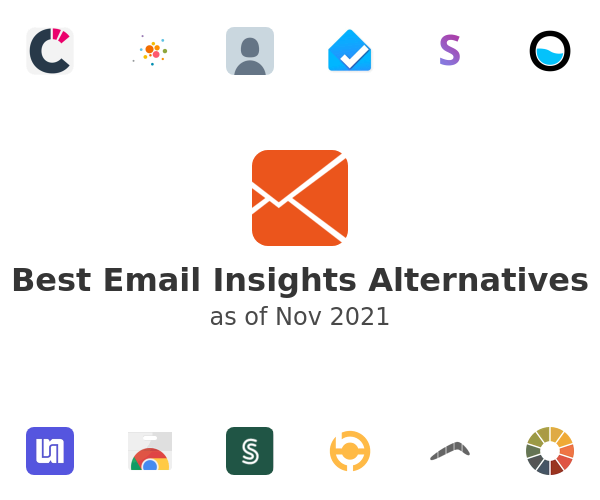 Best Email Insights Alternatives