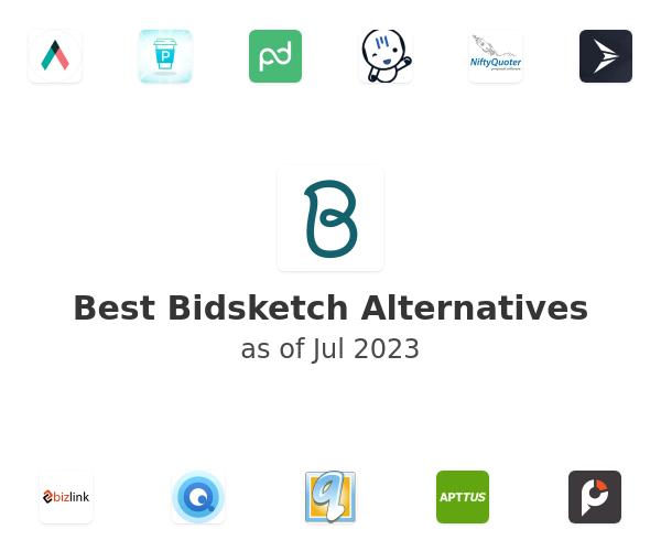 Best Bidsketch Alternatives