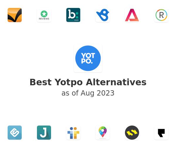 Best Yotpo Alternatives
