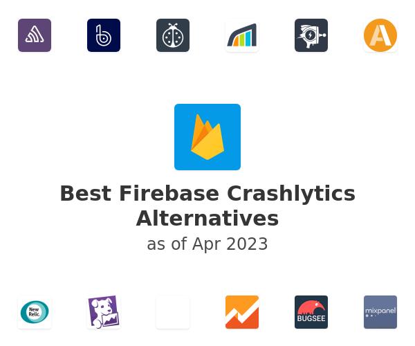 Best Firebase Crashlytics Alternatives