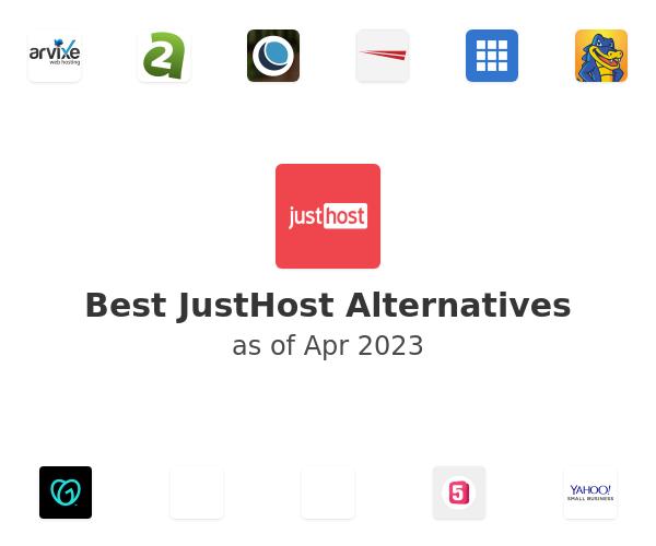 Best JustHost Alternatives