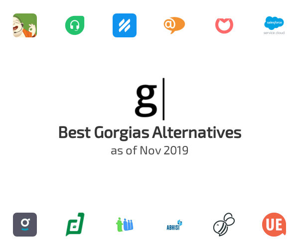 Best Gorgias Alternatives