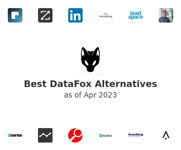 Best DataFox Alternatives