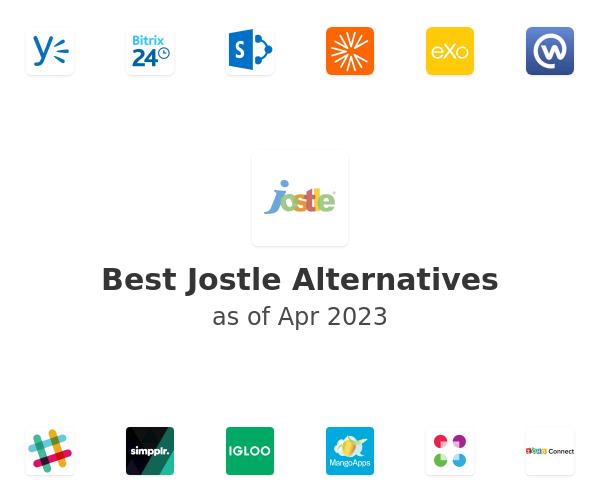 Best Jostle Alternatives