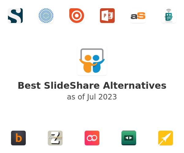 Best SlideShare Alternatives