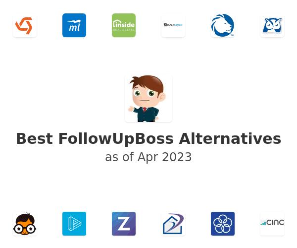 Best FollowUpBoss Alternatives