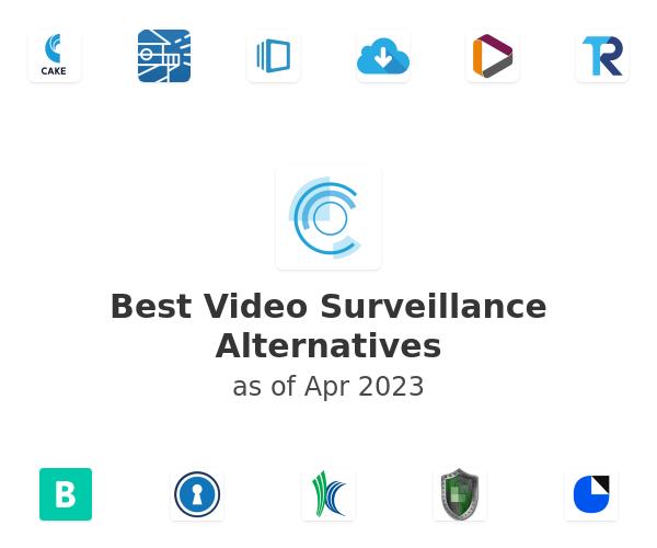 Best Video Surveillance Alternatives