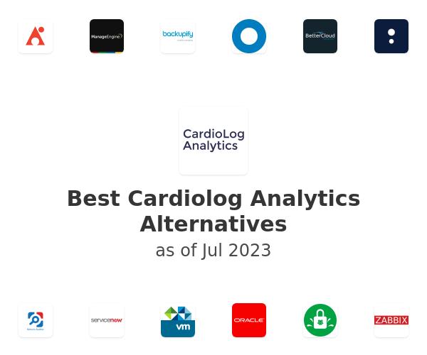Best Cardiolog Analytics Alternatives
