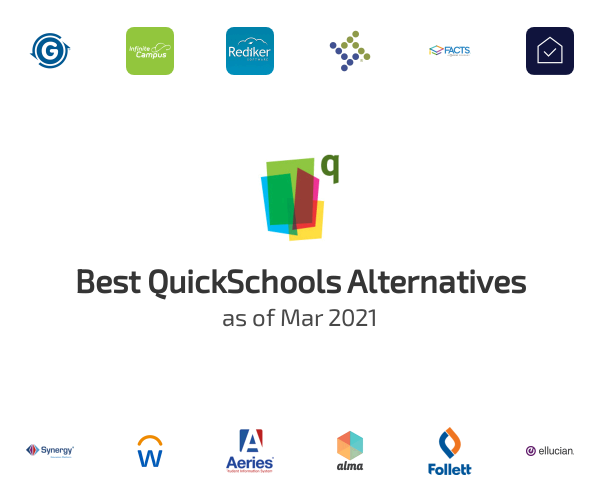 Best QuickSchools Alternatives