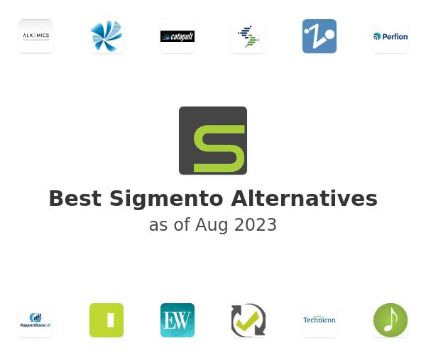 Best Sigmento Alternatives