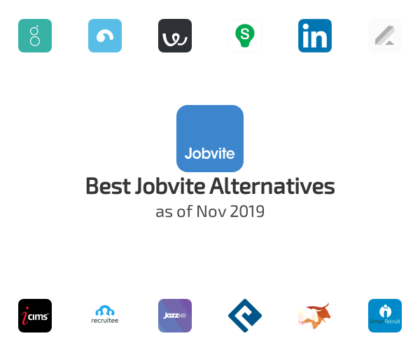 Best Jobvite Alternatives