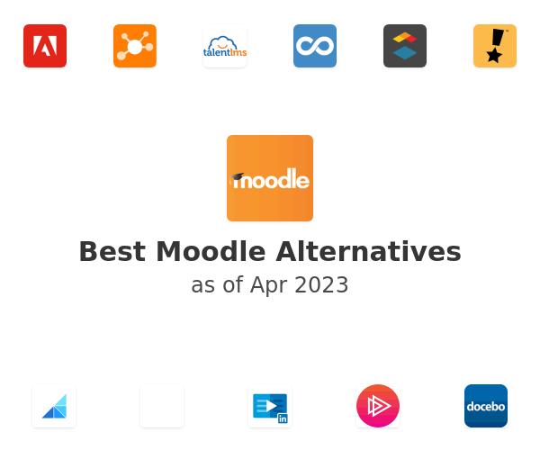 Best Moodle Alternatives