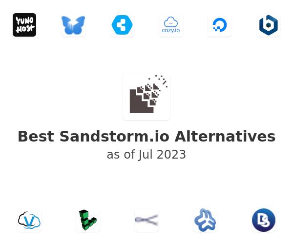 Best Sandstorm.io Alternatives