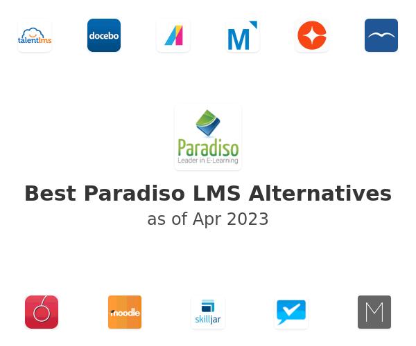 Best Paradiso LMS Alternatives
