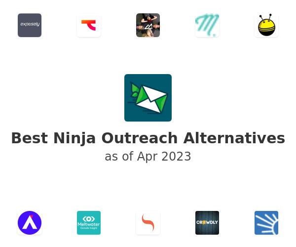 Best Ninja Outreach Alternatives