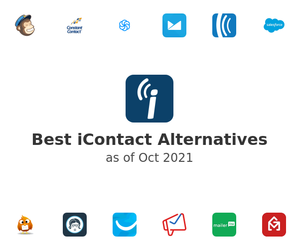 Best iContact Alternatives