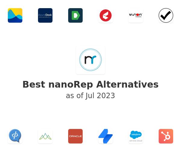 Best nanoRep Alternatives