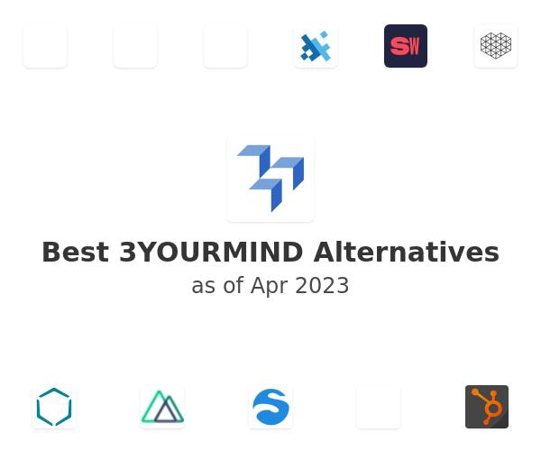 Best 3YOURMIND Alternatives