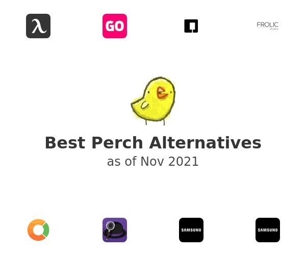 Best Perch Alternatives