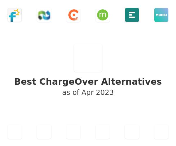 Best ChargeOver Alternatives