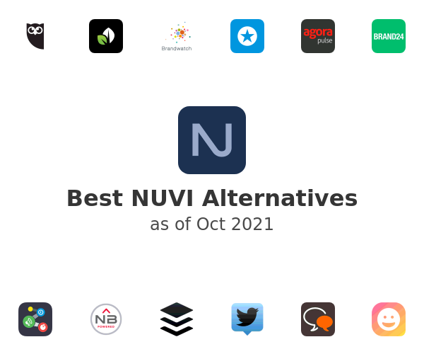 Best NUVI Alternatives