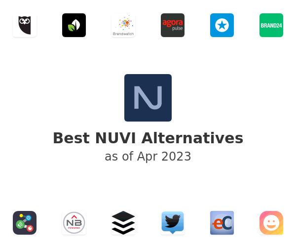 Best NUVI Alternatives