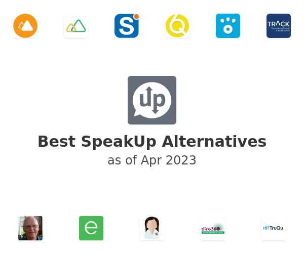 Best SpeakUp Alternatives
