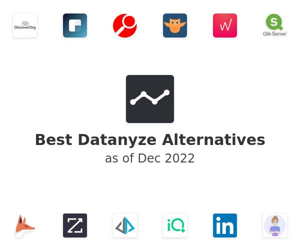 Best Datanyze Alternatives