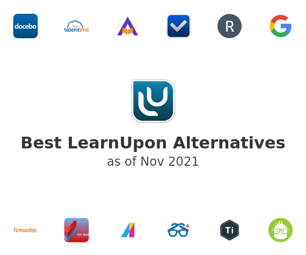 Best LearnUpon Alternatives