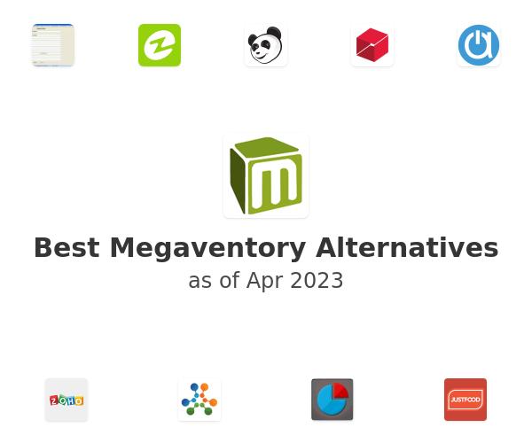 Best Megaventory Alternatives