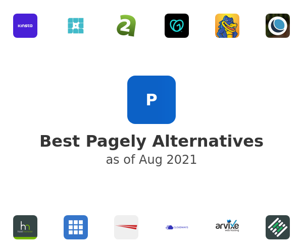 Best Pagely Alternatives