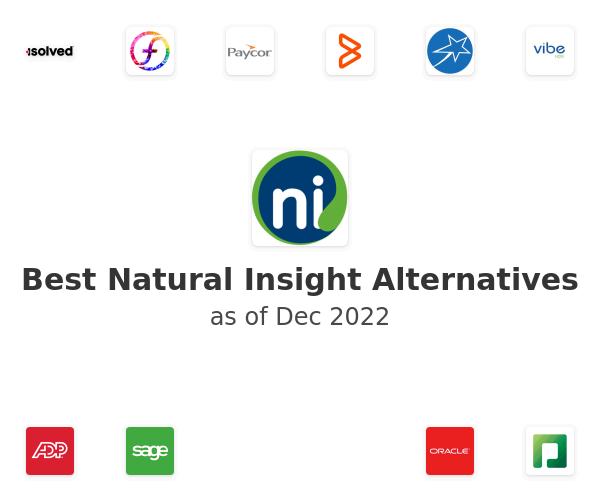 Best Natural Insight Alternatives