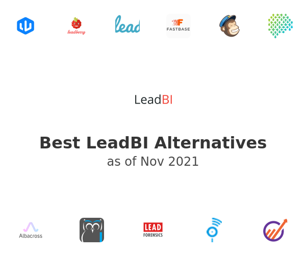 Best LeadBI Alternatives