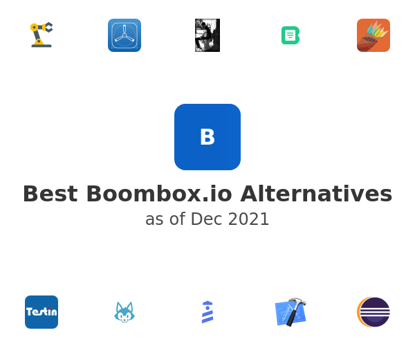 Best Boombox.io Alternatives