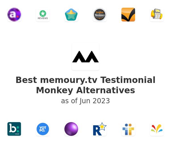 Best Testimonial Monkey Alternatives