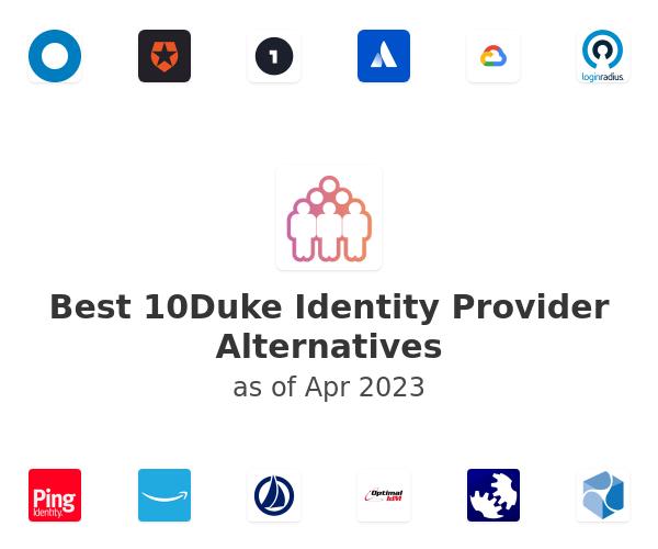 Best 10Duke Identity Provider Alternatives