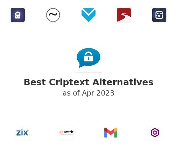 Best Criptext Alternatives