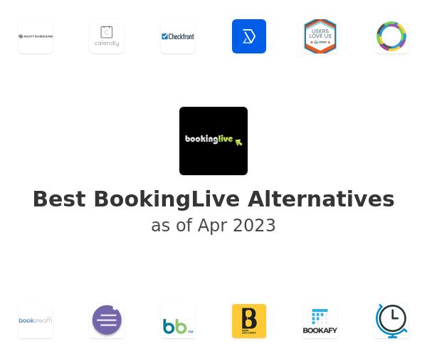 Best BookingLive Alternatives