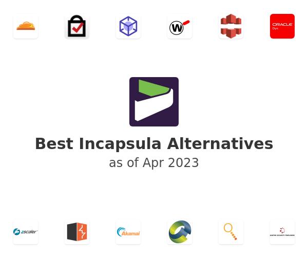 Best Incapsula Alternatives